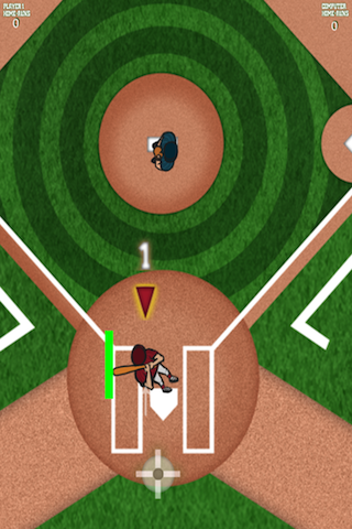 Screenshot Addictive Baseball